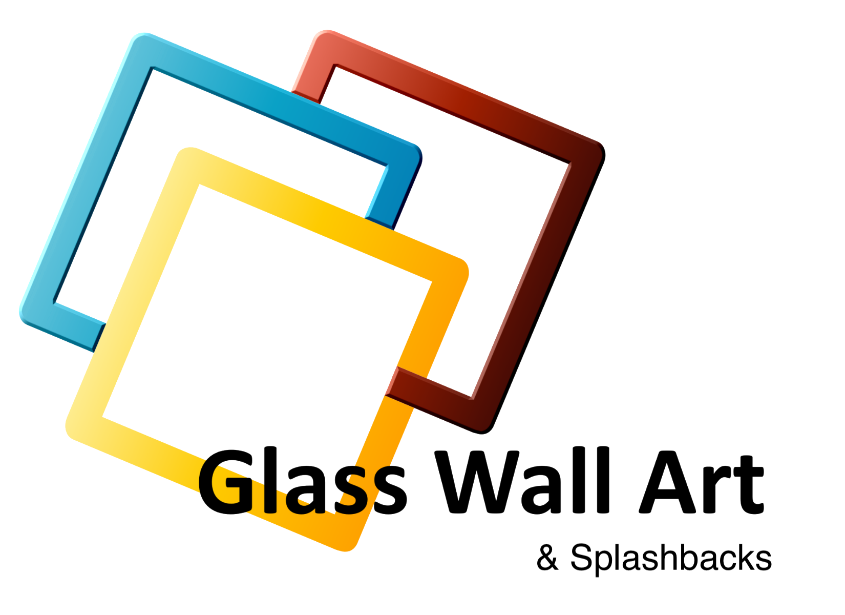 Glass Wall Art